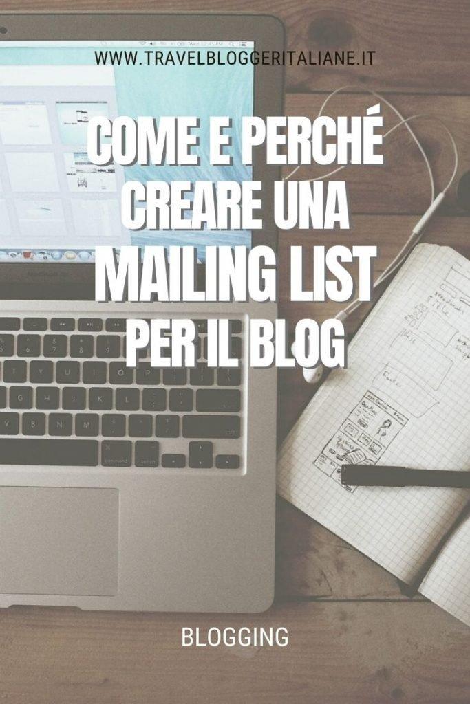 Blogging: come e perché creare una mailing list per il blog