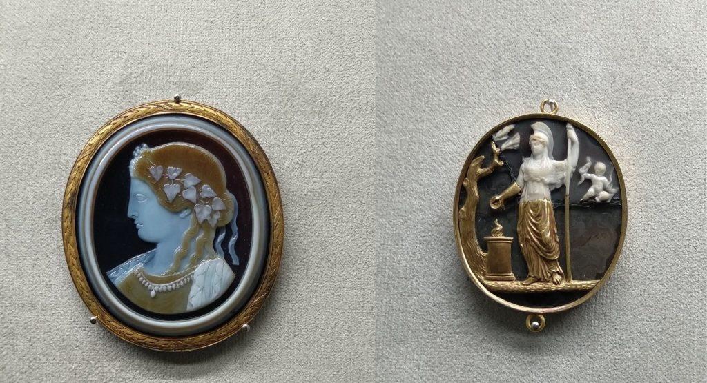 medagliere-mediceo - museo archeologico nazionale di firenze