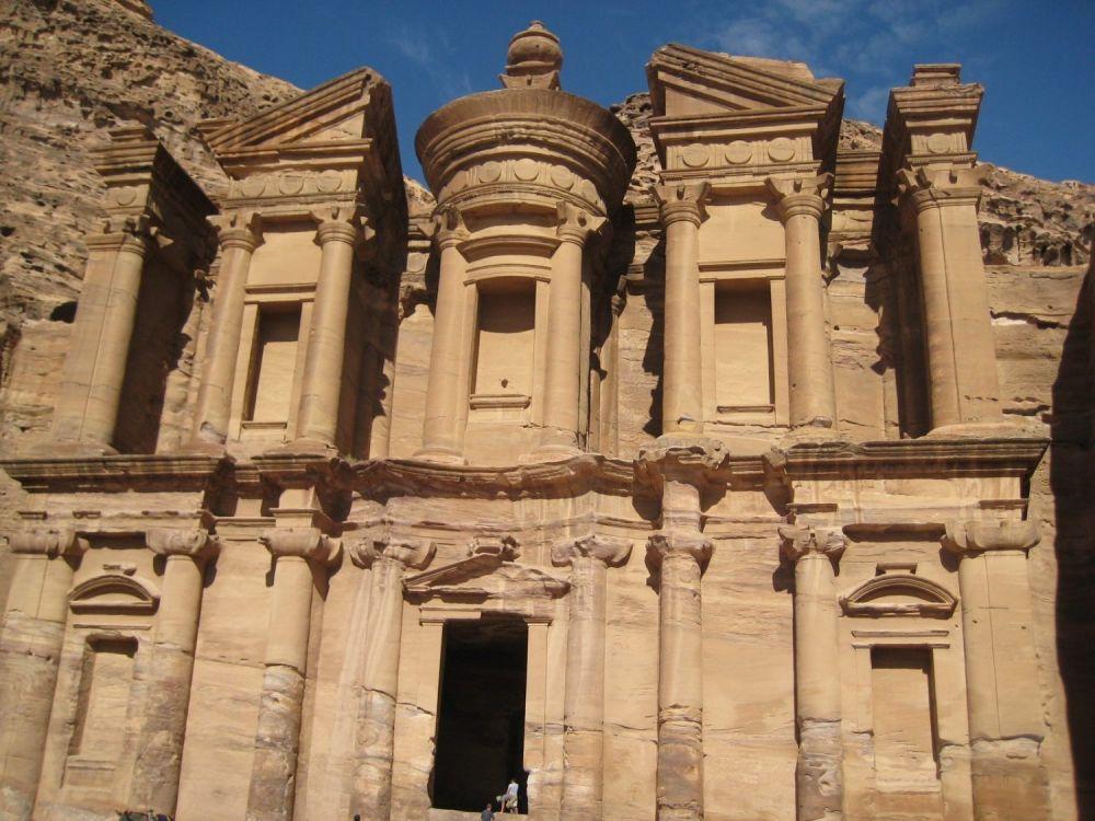 Petra - monastero