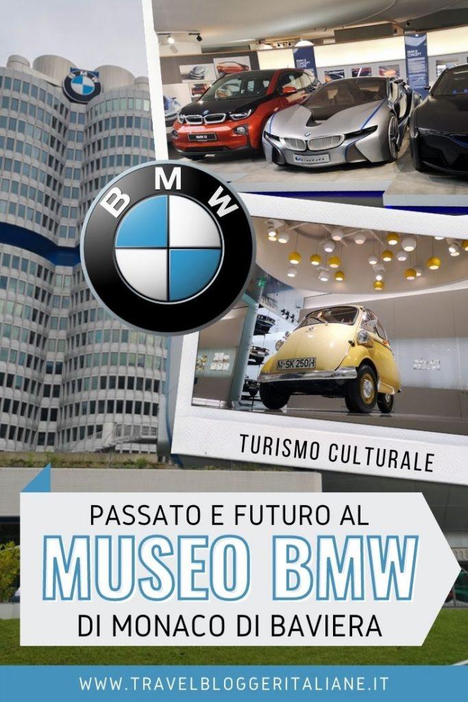 Passato e presente dell'automobile al Museo BMW di Monaco di Baviera