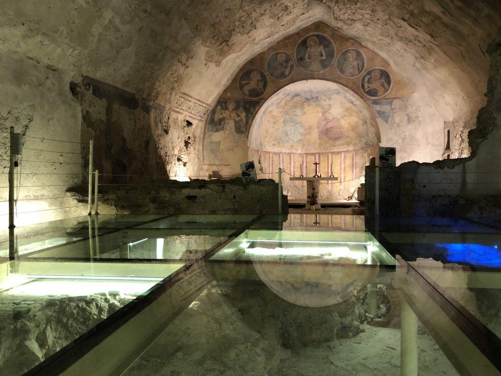 Narni sotterranea, foto Bambini Giramondo