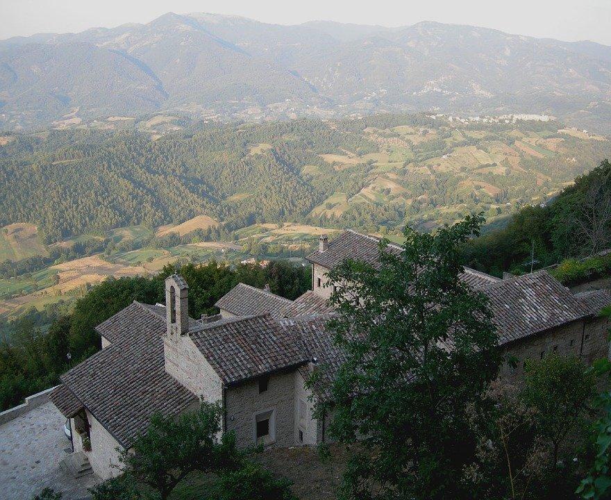 Vista di Narni
