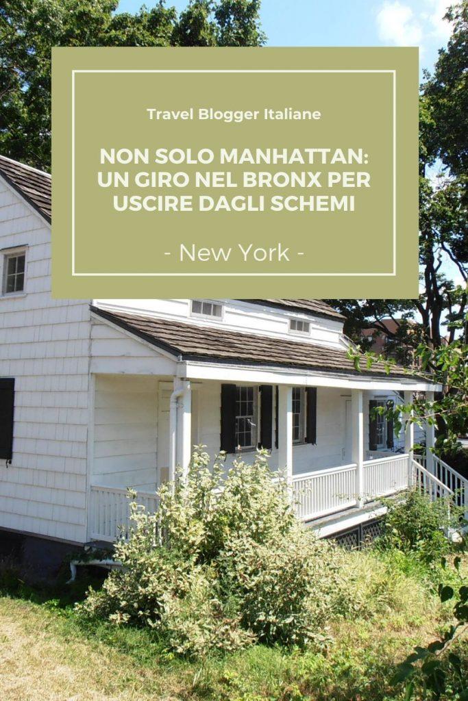 Non solo Manhattan a New York: un giro nel Bronx per uscire dagli schemi