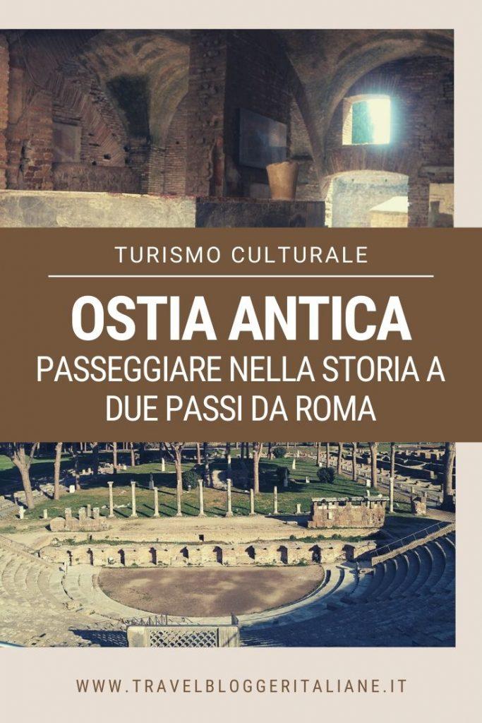 Turismo culturale: Ostia antica, passeggiare nella storia a due passi da Roma