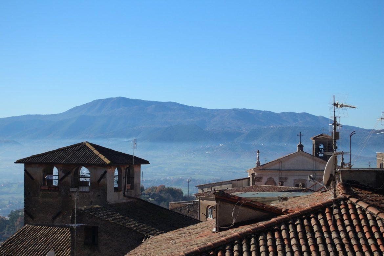 Panorama di Anagni
