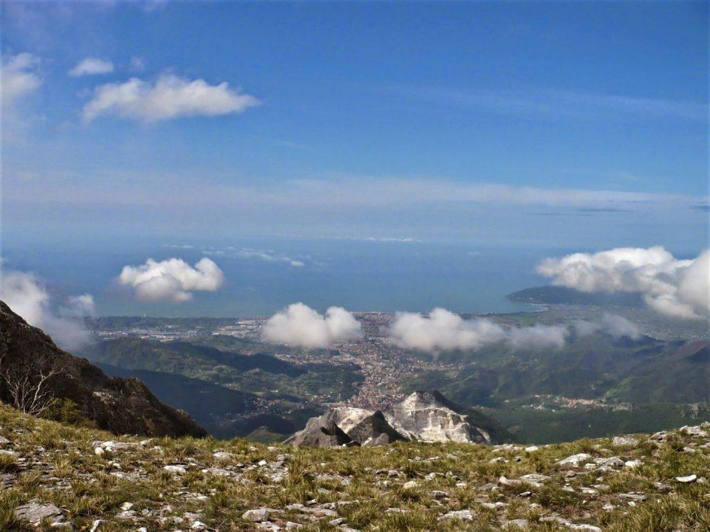 Panorama Monte Sagro