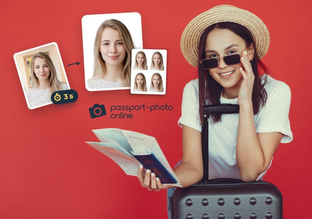 Come creare la fototessera per il passaporto con Passport Photo Online