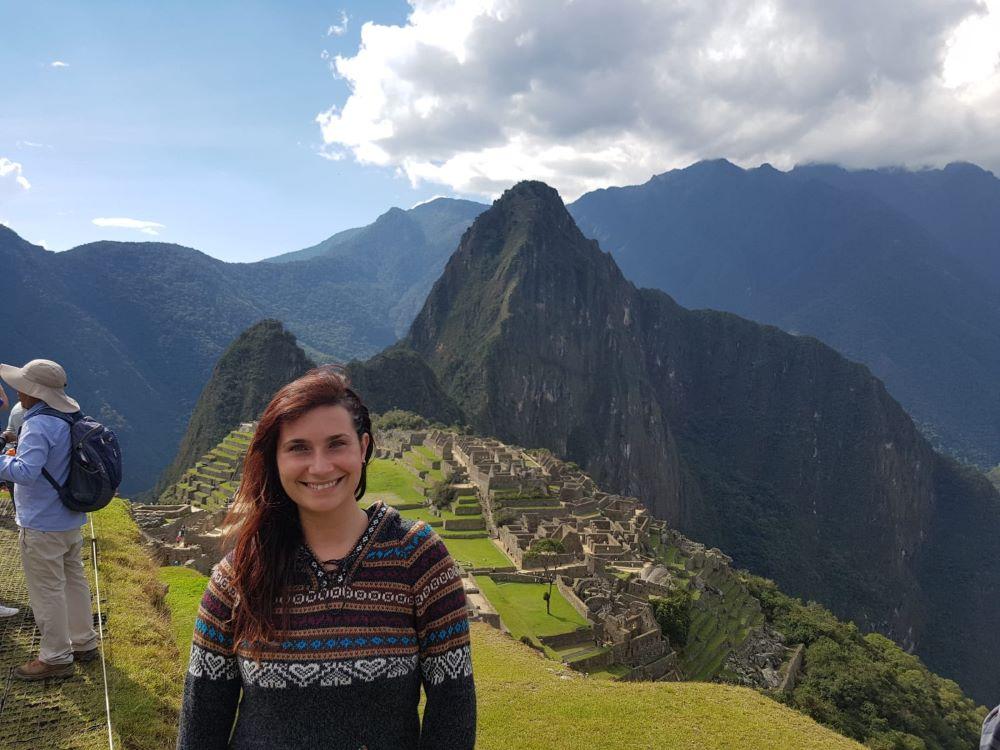 Patrizia Ferlini di Sapori in Viaggio a Machu Picchu