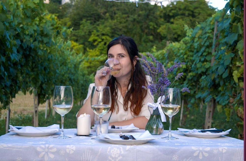Patrizia Ferlini di Sapori in Viaggio nell'Oltrepo Pavese