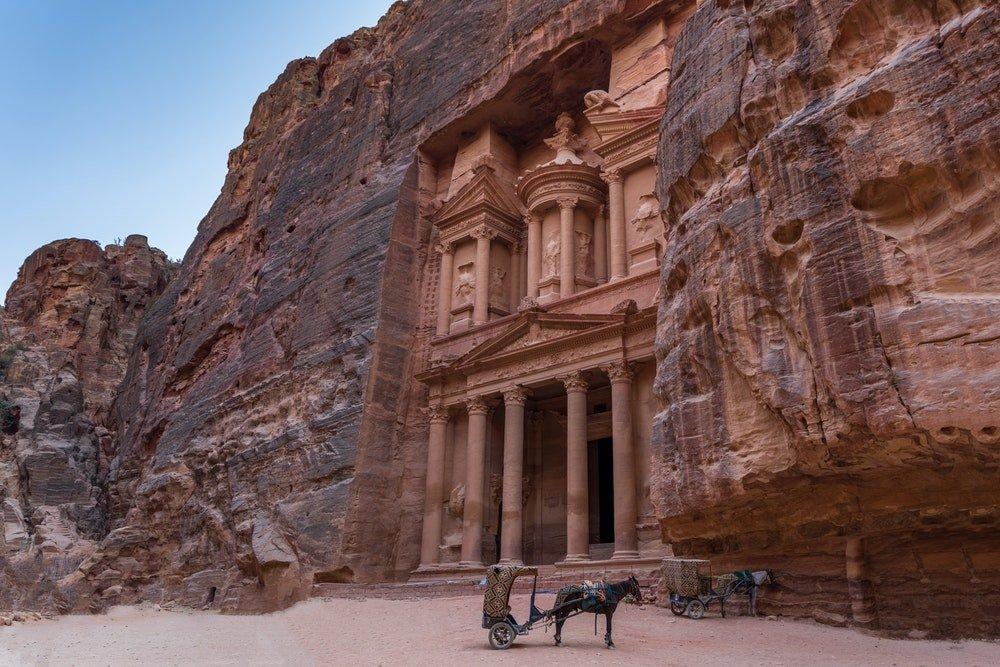 Petra, foto di Abdullah Ghatasheh