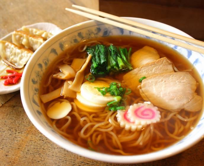 Viaggio senza bussola attraverso la cucina giapponese for Colazione cinese