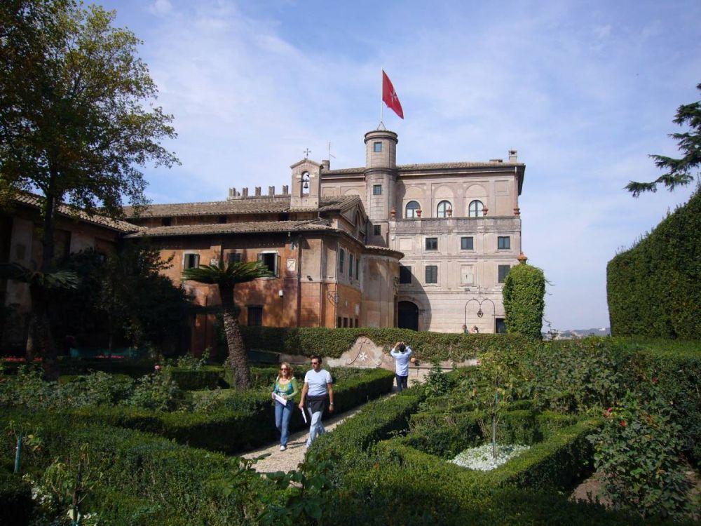 Colle dell'Aventino a Roma