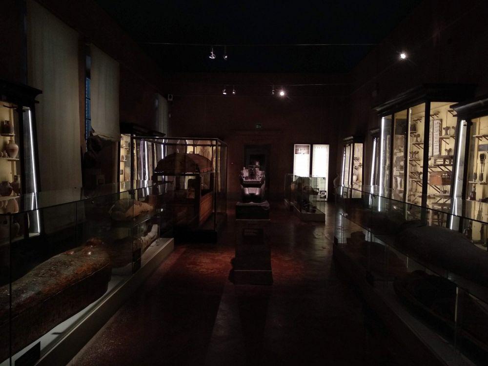 mummie - museo archeologico nazionale di firenze