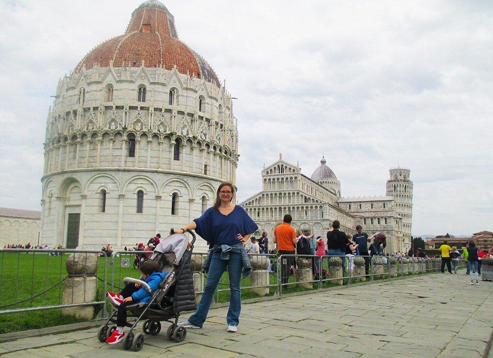 Salvina Fiducia di Una valigia per tutta la vita a Pisa