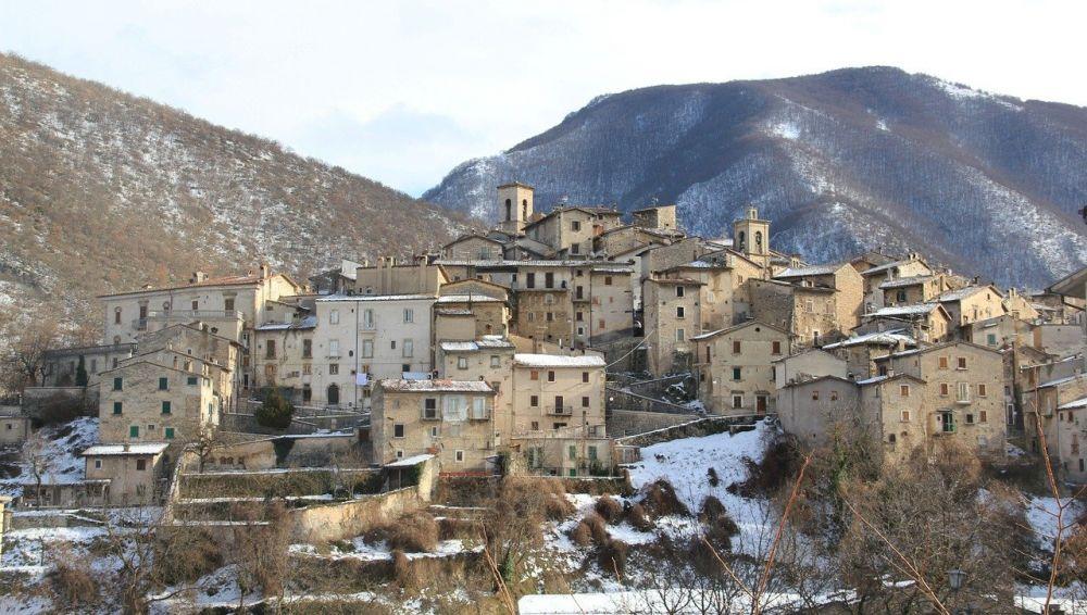 Panorama di Scanno, foto Claude Star