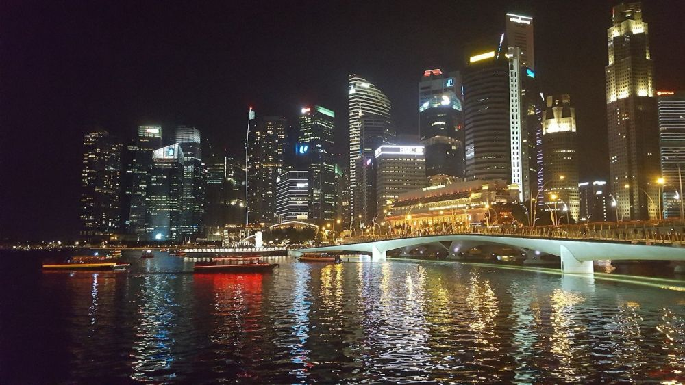 singapore notte