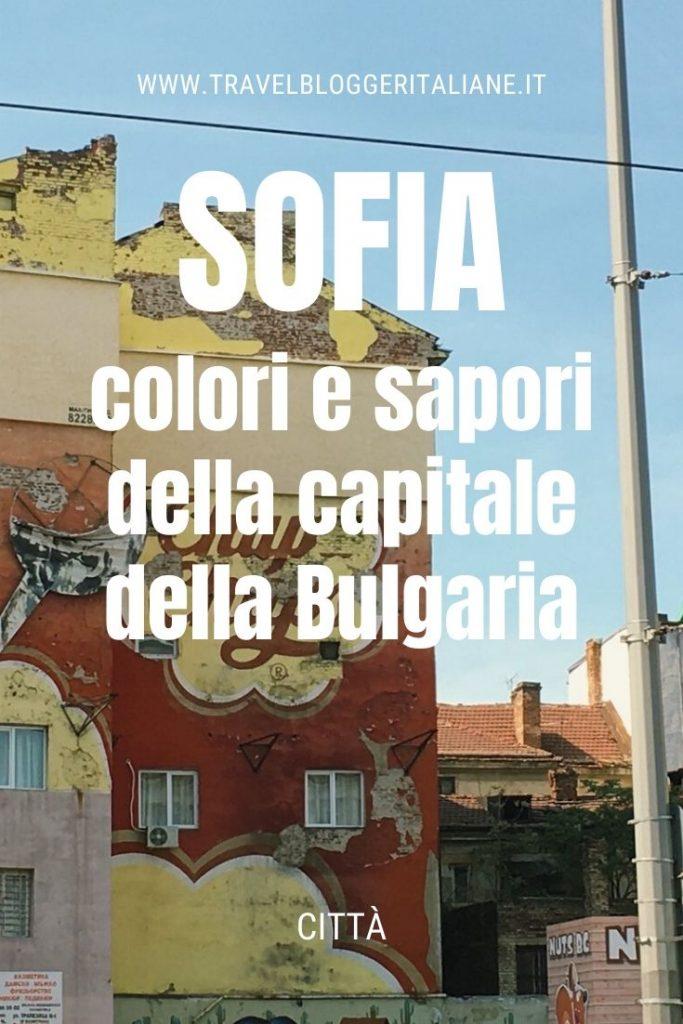 Sofia: colori e sapori della capitale della Bulgaria