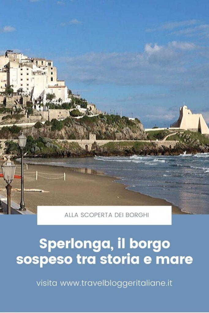 Sperlonga, il borgo sospeso tra storia e mare