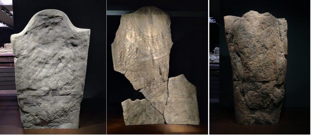 stele antropomorfe Saint Martin de Corleans