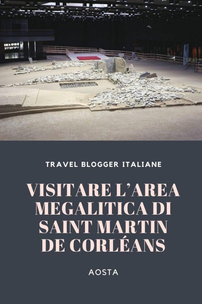 Turismo culturale: cosa vedere nell'Area Megalitica di Saint Martin de Corléans