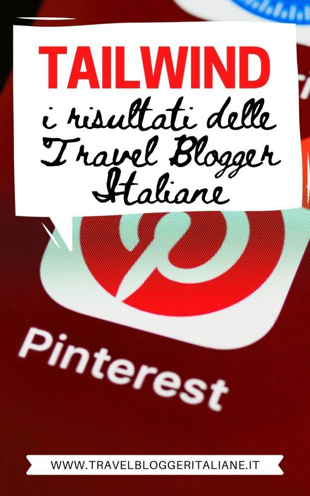 Risultati Tailwind per Travel Blogger Italiane