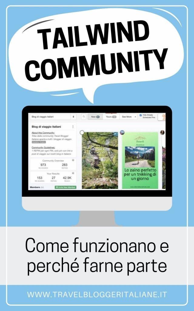 Tailwind Community: come funzionano e perché farne parte