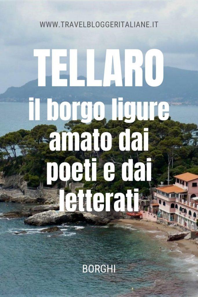 Tellaro: il borgo ligure amato dai poeti e dai letterati