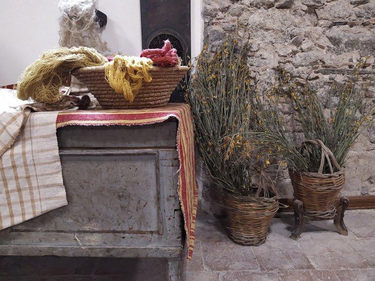 Longobucco, il borgo dei tessuti