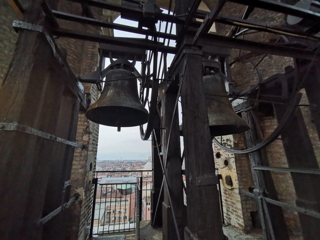Campane di una torre