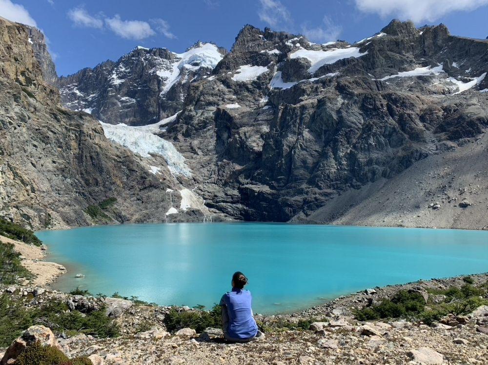 Virginia in Patagonia