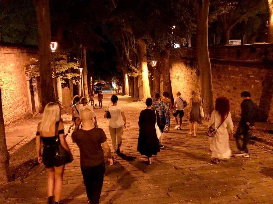 La visita guidata Trieste Arcana