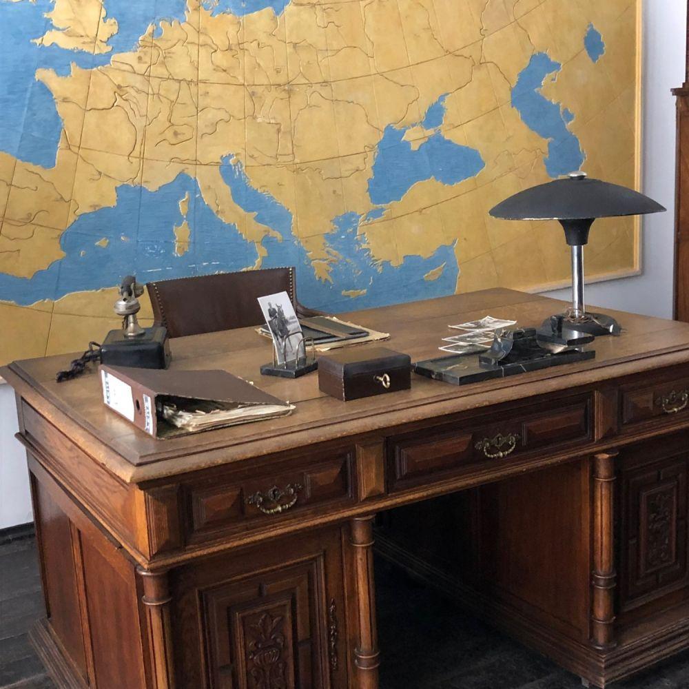 Ufficio di Oskar Schindler a Cracovia, foto Alessandra Cortese