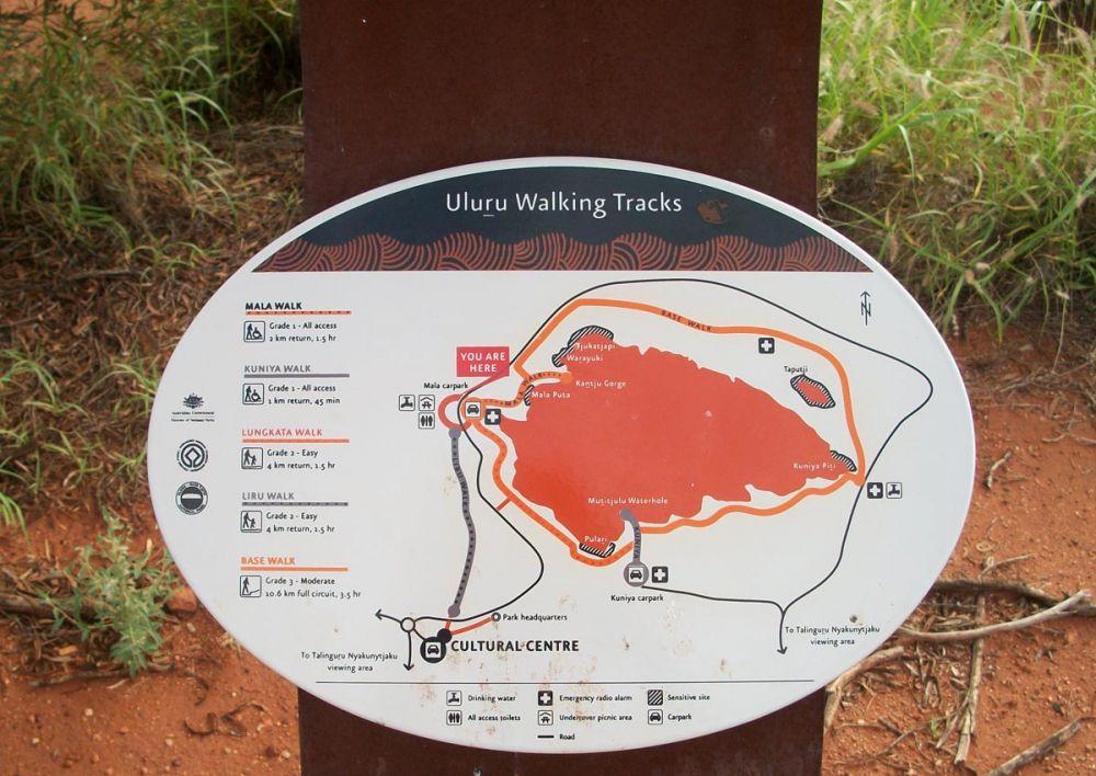 Australia: Outback, Uluru e il Parco Nazionale Kata Tjuta