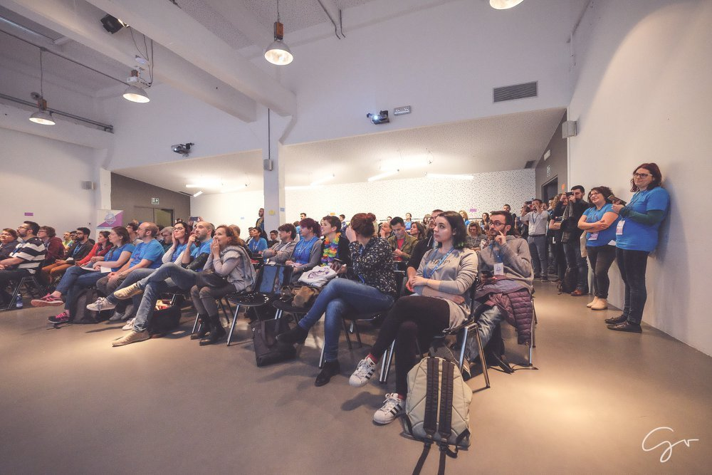 WordCamp Torino 2018
