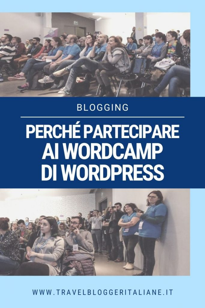Perché partecipare a un WordCamp di WordPress